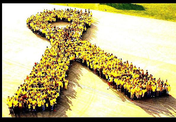 Běh se žlutou stužkou